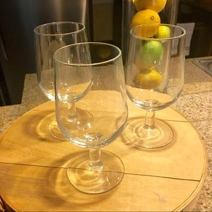 Other - LP Set of 2 Port Wine Glasses Classic Style
